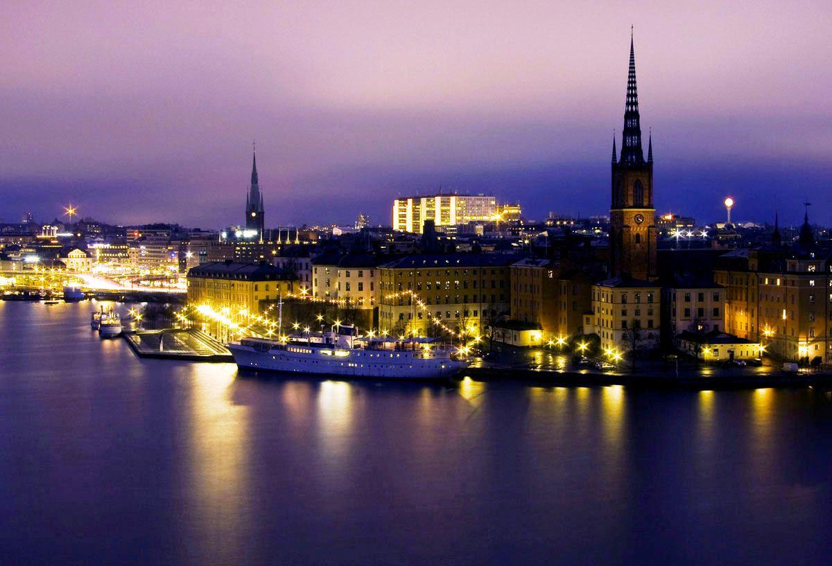 Internship in Sweden